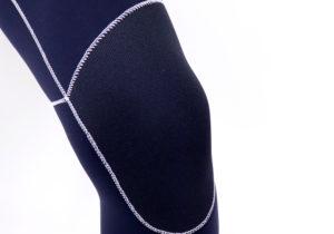 膝パッド強化ジャージ